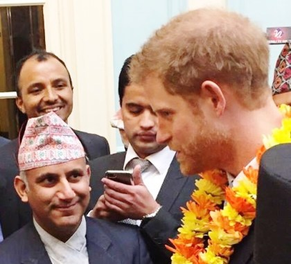 Prince Harry's love for Nepal