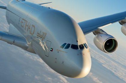Etihad Airways to Launch A380 flights to Paris