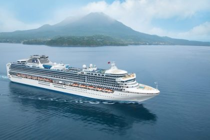 Princess Cruises brings over 20,000 guests to Penang for current sailing season
