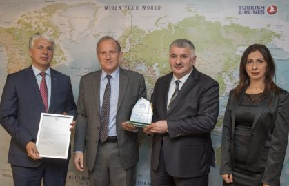 IATA pays a visit to Turkish Airlines