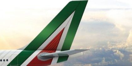 Alitalia halts flights to Reggio di Calabria
