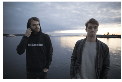 Record-breaking chart toppers, The Chainsmokers, confirmed to headline Isle of MTV Malta 2017
