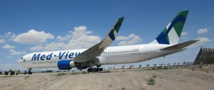 Medview Airlines growing passenger capacity