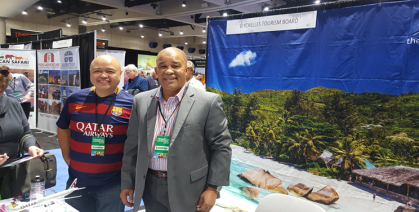 Seychelles Tourism Board showcases the islands in California