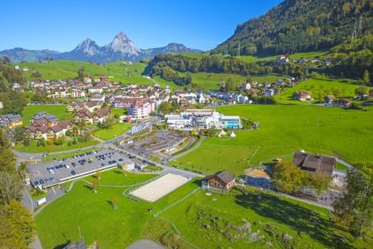Swiss Holiday Park: Energized by green power