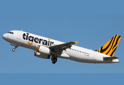 tigerair taking over Scoot Jaipur service to India