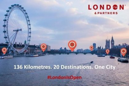 Tour London: London & Partners launches bespoke social media campaign