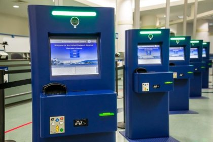 Vancouver International Airport develops next-generation BorderXpress kiosks