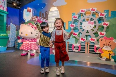 """Animated World"" officially launches at Madame Tussauds Hong Kong"