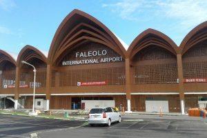 Makeover for Samoa's main gateway
