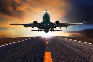 Air travel defies global challenges