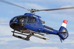 Qatar Airways and Monacair partnership provides seamless helicopter travel between Monaco and Nice