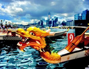 Hong Kong Dragon Boat Carnival returns to Central Harborfront on June 2