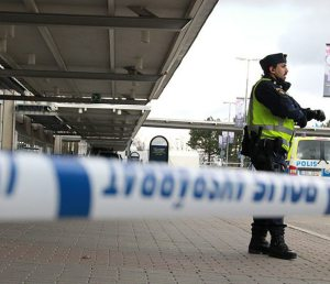 """Sweden's Gothenberg Airport evacuated after suspicious package shows """"indication of explosives"""""""