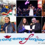 Seychelles represented at eighth sanremoJunior song contest in Italy