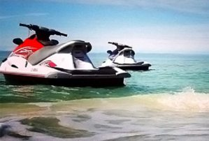 Accident riding personal water craft: Is the tour operator liable?