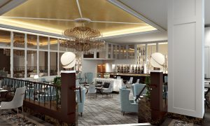The Langham Auckland will be Cordis, Auckland.