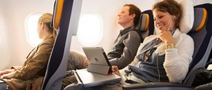 Lufthansa and Austrian Airlines: Internet on short and medium length flights
