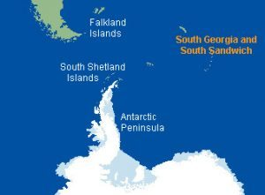 6.8 quake strikes South Sandwich Islands area