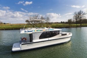 Le Boat begins Rideau Canal bookings for 2018 cruising season