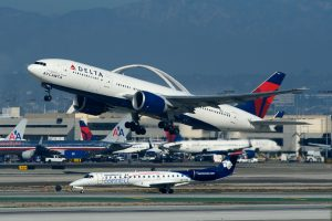 Delta Air Lines flies to Seoul-Incheon from Atlanta International Airport