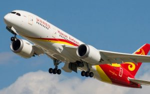 Hainan Airlines announces nonstop Shanghai-Brussels service