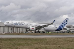Air Lease Corporation inks order for 12 additional A321neo aircraft
