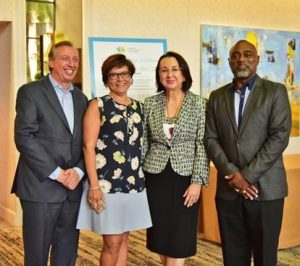 Barbados hotelier named President-elect of Caribbean Hotel and Tourism Association