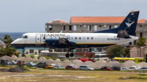Seaborne Airlines to resume service to Antigua