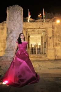 Jordan celebrates national treasure, Zeina Barhoum, founder of the first opera festival in the Arab world