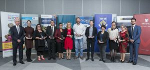 Announcing the winners of Perth Convention Bureau's 2017 Aspire Awards