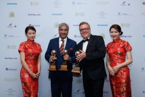 Cox & Kings Wins Big at the 24th Annual World Travel Awards