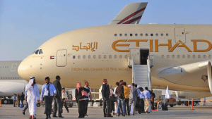 Etihad says good bye to Abu Dhabi – San Francisco flight