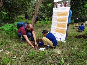 Tanzania's safari capital green belt restoration