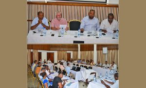 Seychelles Multi Sectoral meeting: Proposed revision of park fees, stray dogs and mooring