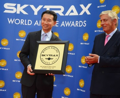 Star Alliance Los Angeles lounges voted Best Alliance Lounge at Skytrax
