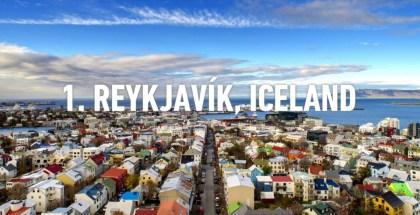Reykjavík named best MICE destination in Europe
