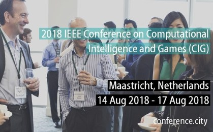 Maastricht hosts leading congress on computational intelligence and games