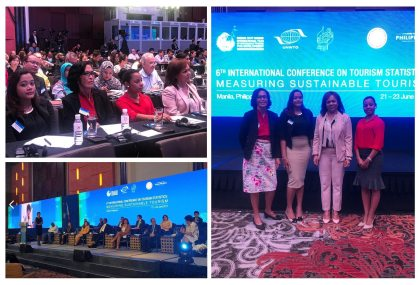 Seychelles exposed to best practices in Tourism Satellite