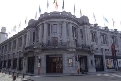 Parc de Bruxelles and BOZAR: Headquarters for the 2017 Brussels Comic Strip Festival!