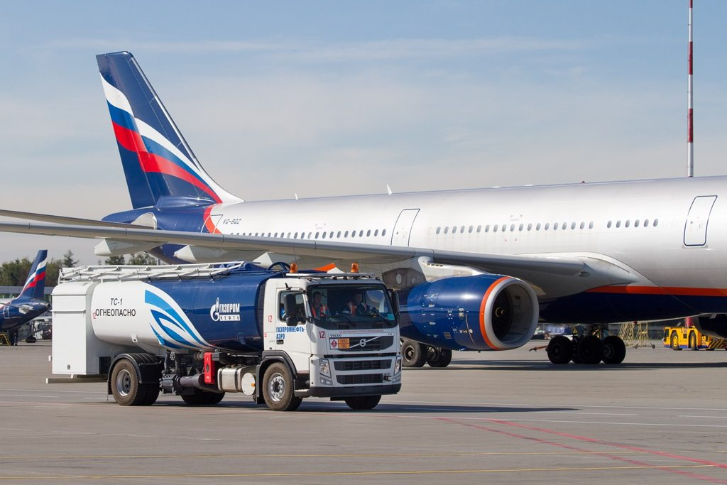Gazpromneft-Aero starts fueling Aeroflot flights in Seoul