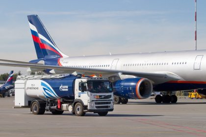 Gazpromneft-Aero starts fueling Aeroflot flights in Seoul