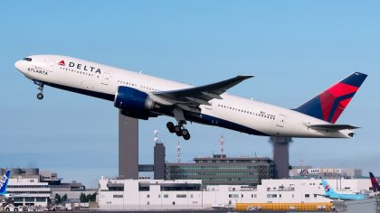 Delta Air Lines expands trans-Pacific service with nonstop Shanghai-Atlanta flight