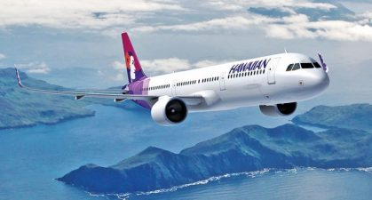 Hawaiian Airlines unveils three new year-round West Coast routes