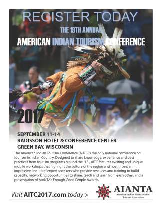 American Indian Alaska Native Tourism Association  tourism conference