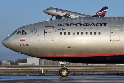 Russia's Aeroflot officially returns to the global aviation elite