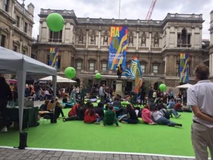 Celebration of art in London