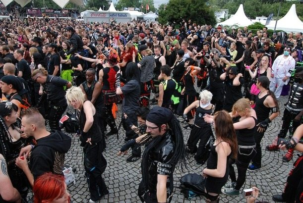 God also hates you: Cologne calls is Amphi Festival