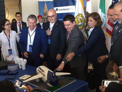 Aeromexico now flies between Guadalajara and Silicon Valley