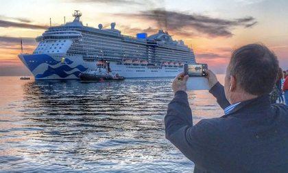 Princess Cruises' Majestic Princess arrives in Shanghai for inaugural season in China